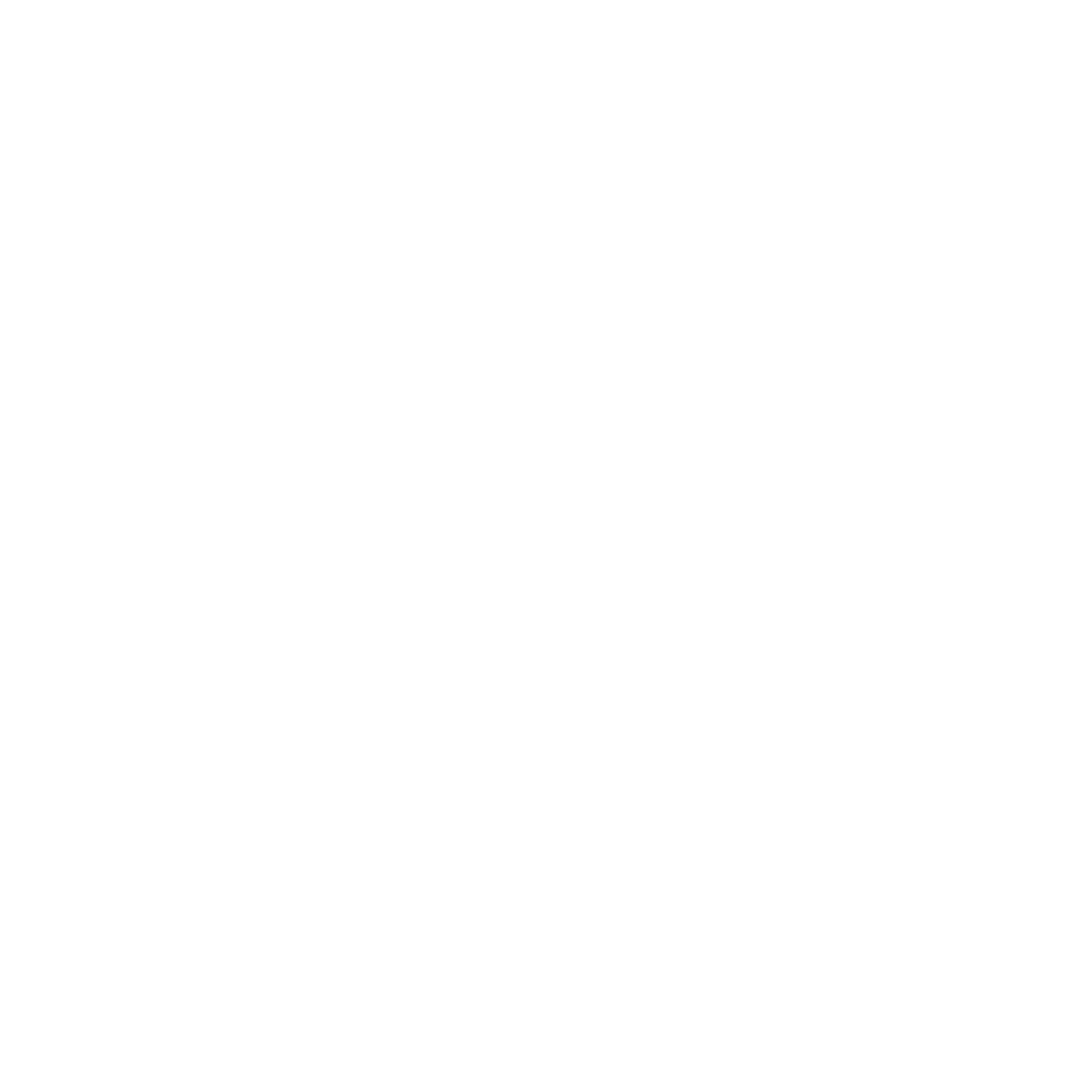 boundary area of london in white